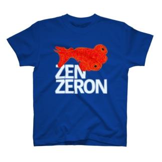 ZENZERON076(頂天眼) T-shirts