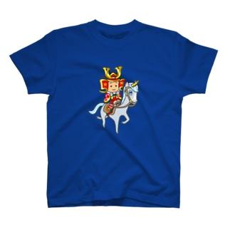 武士くん T-shirts