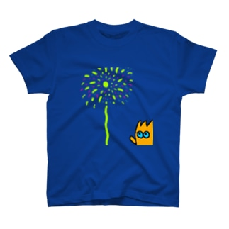 モグT(花火) T-shirts