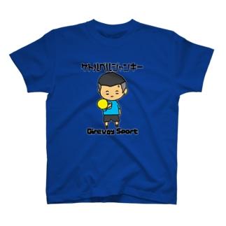 火の玉ボーイ T-shirts