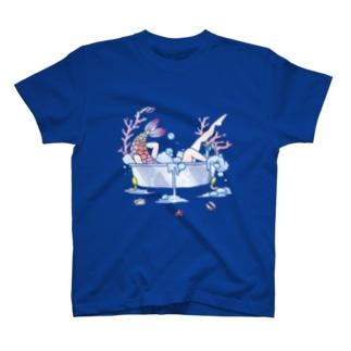 おふろはすませた T-shirts