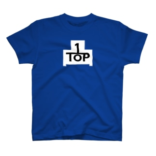 TOP-WHITE(フロントのみ) T-shirts