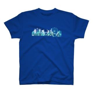 空気遠近法 T-shirts