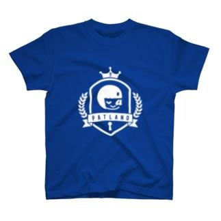 パトランド(濃色用) T-shirts