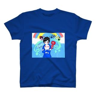 Pockyさん T-shirts