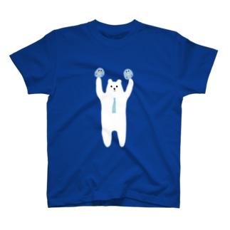 おめかしぺんぎんずとしろくま T-shirts