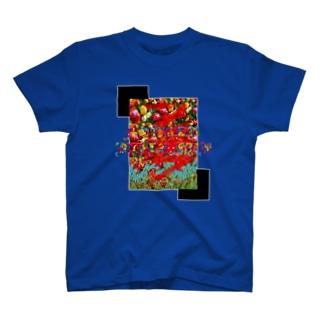 10月NEW「charity24」~LOVEだけじゃ地球は救えない~ T-shirts