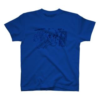 テッカテッカー T-shirts