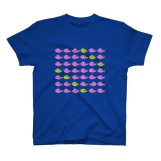 ぎょだくさん T-shirts
