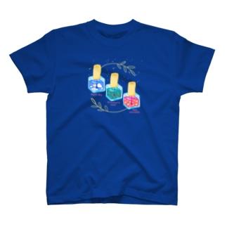 ネイルアート T-shirts