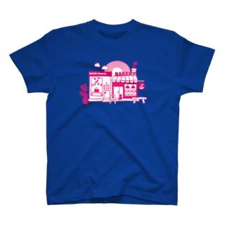 雑貨屋&パン屋 T-shirts