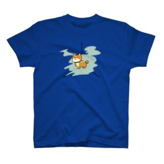 ティンダロスの柴犬 T-shirts