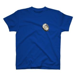 岩牡蠣 T-shirts
