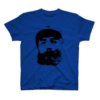 黒い高橋理 T-shirts