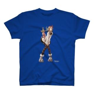 ジュジュさん ~バニースタイル~ T-shirts