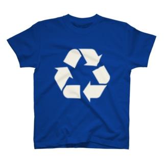 りさいくる T-shirts