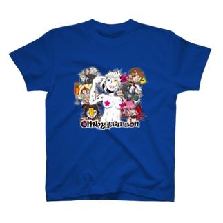 OMIビュート展(B) T-shirts