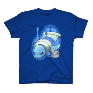 海色の絵の具 T-shirts