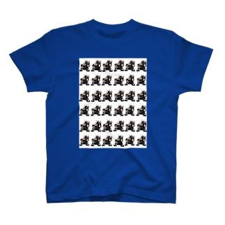 イラストサタン鈴木 T-shirts