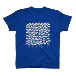 そらとぶ花 T-shirts