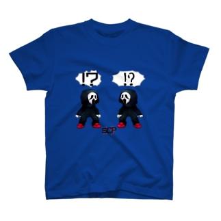 ホラフキンカゲアソビ T-shirts