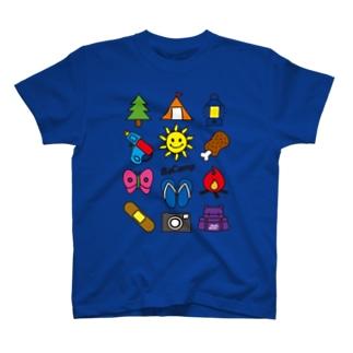 BaCamp Tシャツ/ロンパース KIDS T-shirts