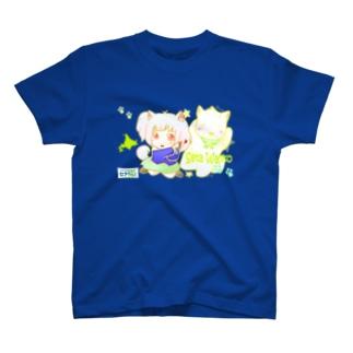 人姿に変身だわん♪ T-shirts