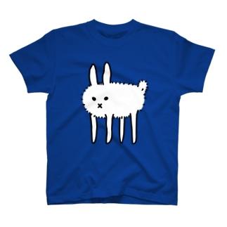ほっきょくうさぎ T-shirts