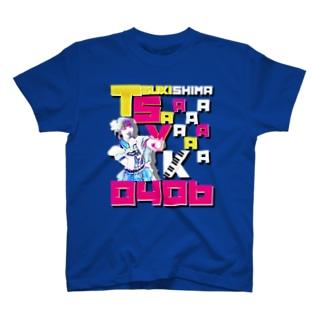 月島彩生誕祭2021 T-shirts