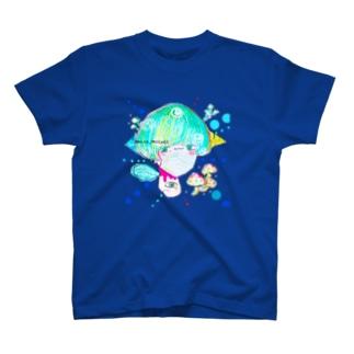 毒胞子 T-shirts