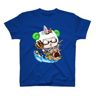 #ひつじです 高知に行ってきました Tシャツ