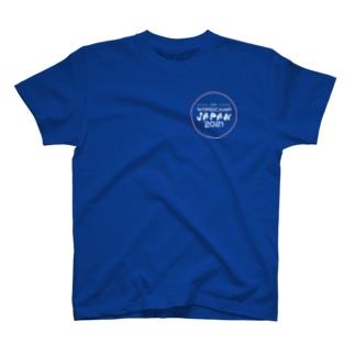 Tシャツ ロゴ 濃 T-shirts