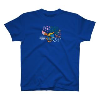 Tシャツ じゃぱんわぷー 濃 T-shirts