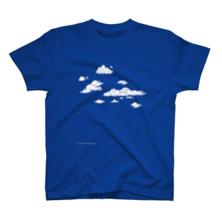 Cumulus humilis 〜積雲 T-shirts