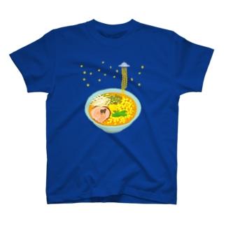 キャトル味噌ティレーション T-shirts