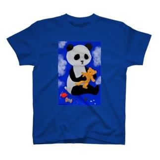 PANDA No.2 T-shirts