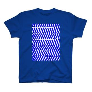 じぐざぐ T-shirts