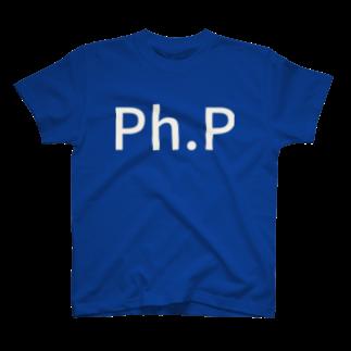 kenchanのPh.P T-shirts
