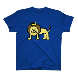 百獣の王様 T-shirts