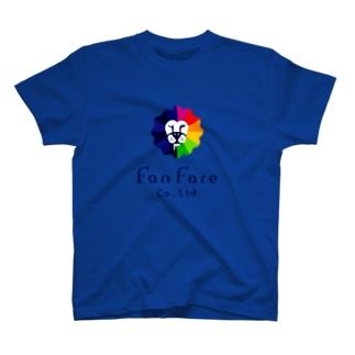 ファンファーレTシャツ(シンプル) T-shirts