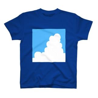 入道雲 T-shirts