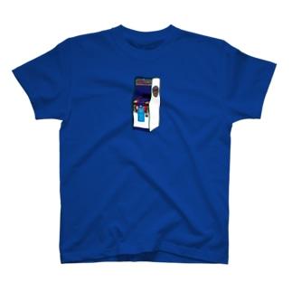 Flyga アップライト筐体 T-shirts