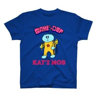 カンフーネジネコ T-shirts