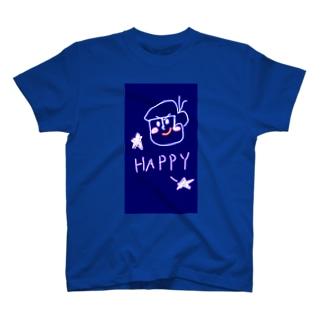 ハッピー松 T-shirts