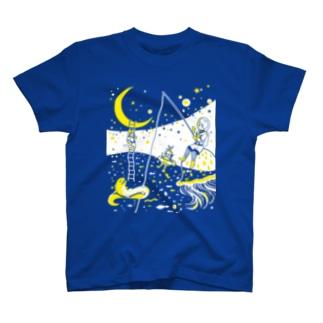 銀河バケーション Tシャツ