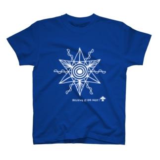 ミステリーサークル07(ホワイトver) T-shirts