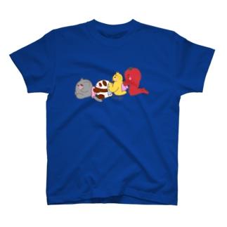 洗いっこ T-shirts