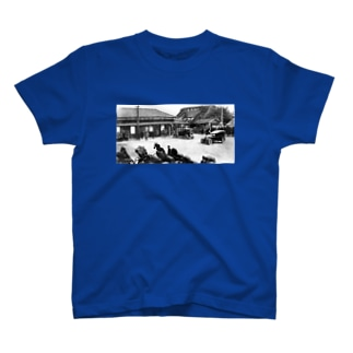 西古川駅 T-shirts