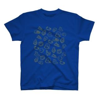 チーズくん T-shirts