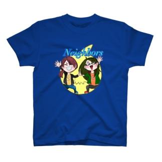 ネイバーズ T-shirts